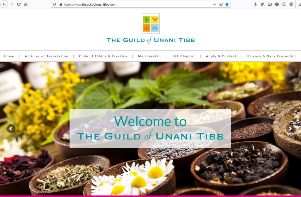 The Guild of Unani Tibb - Information Website